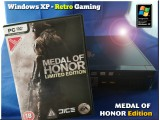 Windows XP Retro Gaming PC - Medal of Honor Edition