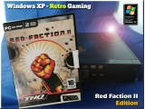 Windows XP Retro Gaming PC - Red Faction 2 Edition