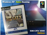 Windows XP Retro Gaming PC -Sim City 3000 Edition