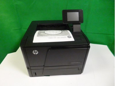HP Laserjet  Pro 400 M401DN Mono Network Laser Printer Full Toner